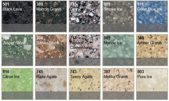 countertop countertops solid bianco surface surfacing sample pd formica mineral shop kitchen